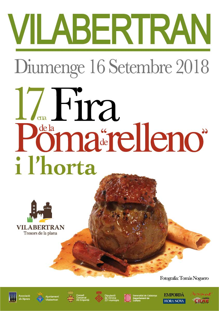 P1_CARTELL FIRA POMA 18